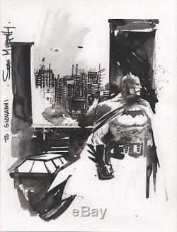 Sean Gordon Murphy Batman Original