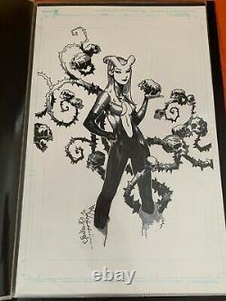 Sexy Satana by Chris Bachalo (Spider-Man/Dr Strange/Death) Marvel Original Art