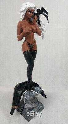 She Dragon StOrm ULTIMATE edition X-Men SUPER Custom Statue Masterpiece Sexy BIN