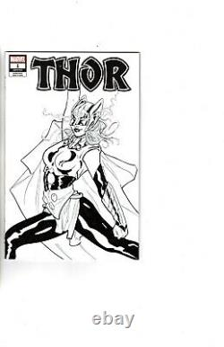 Sketch Cover Commissions! Original Cover Art. Harley Quinn Spider Man READ