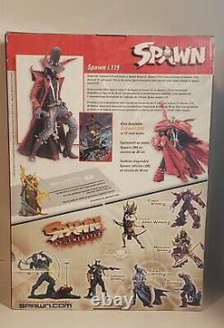 Spawn The Gunslinger 12 figure The Art of Spawn 2005 McFarlane Toys