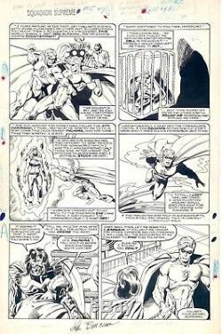Squadron Supreme #7 pg 7 John Buscema
