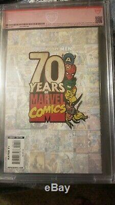 Stan Lee Signed Incredible hulk Sketch By Herb Trimpe original art cbcs not cgc