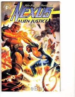 Steve Rude Original Cover Art