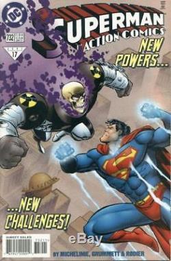 Superman in Action Comics 732 by Tom Grummett David Michelinie Scripts