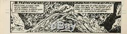 Swamp Thing #61 pg 10 Original Art 1987 Alan Moore, Rick Veitch, Alfredo Alcala