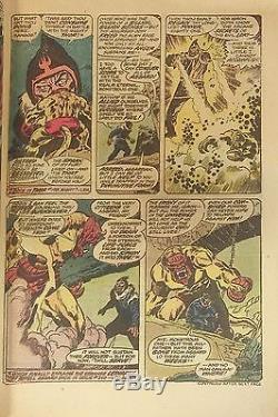 THE MIGHTY THOR #250 PG. 3 1976 ORIGINAL COMIC ART Len Wein John Buscema Framed