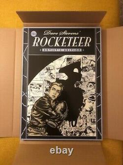 THE ROCKETEER by DAVE STEVENS ARTIST'S EDITION FIRST PRINTING OOP