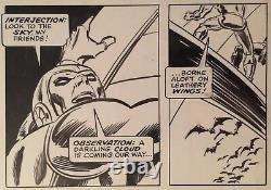 THOR #262 Original Art! Walt Simonson (Pencils) Tony DeZuniga (Inks)! Marvel