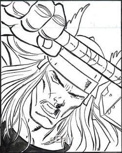 The AMAZING SPIDER-MAN #416 p. 15-16 GARNEY! WILLIAMSON! MARVEL Original ART