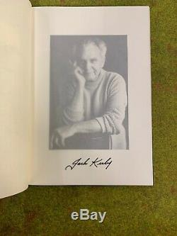 The Art of Jack Kirby #592/1000 Signed HC Signed Jack Kirby