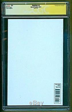 The Punisher #1 2011 Marvel Comics Sketch Signed Frank Miller CGC 9.4 NO RESERVE