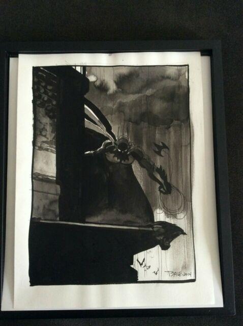 Tim Sale Original Art Batman