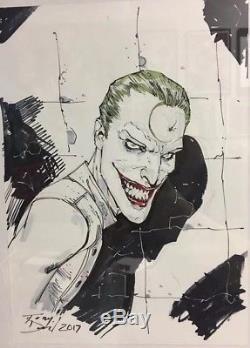 Tony Daniel Joker Original