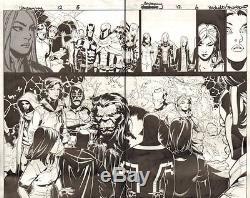 Uncanny X-Men #12 5&6 DPS Cyclops Magneto Emma Frost Magik 2013 Chris Bachalo
