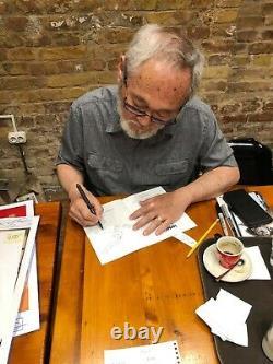 Usagi Yojimbo Stan Sakai Sketch Rare Charity Publication 150 Published HUSAGI