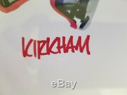 VENOM #1 CGC NM/M 9.8 SS BLANK SKETCH VARIANT Tyler Kirkham Original Art Key