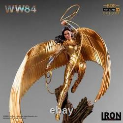 Wonder Woman 1984 BDS Wonder Woman 1/10 Deluxe Art Scale Statue