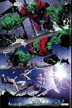 Wonder Woman, Flash, Cyborg, Manhunter Orig. Art-eddy Barrows! Free Shipping