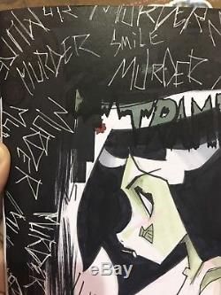 Zombie Tramp Sketch Cover Art